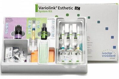 Ivoclar Variolink Esthetic Lc Light-cured System Kit 666065