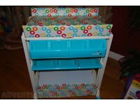 Babylo Baby Bath and Changing Table