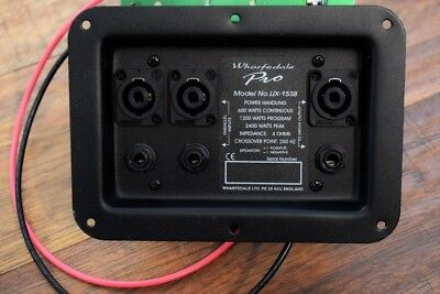 Crossover Assembly (Wharfedale Pro LIX-15SB Crossover Assembly 4 ohm 600 Watt Part)