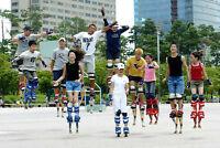 Jumping Stilts!