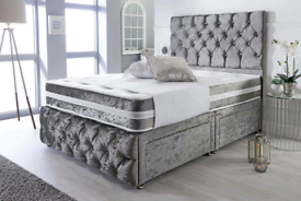 BIG SALE - DIVAN and MONACO DIVAN Beds with FREE EXPRESS DELIVERY