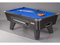 SUPREME WINNER POOL TABLE COIN OP 7 BY 4 NEW IN STOCK