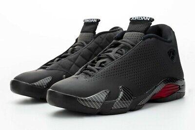 Nike Air Jordan 14 Retro SE Black Ferrari BQ3685-001 Men's Size 9.5 $200