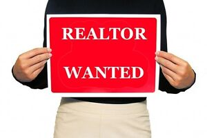 Real Estate Agents NEEDED! Opportunity for REAL ESTATE AGENTS