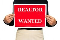 Busy Real Estate Team is looking for a REAL ESTATE AGENT