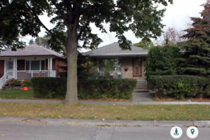 Etobicoke Bungalow on Spacious Lot - 3 bed at Great Price