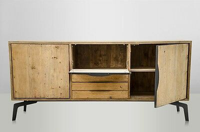 altholz sideboard ebay. Black Bedroom Furniture Sets. Home Design Ideas