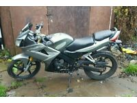 125 motorcycle