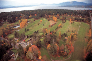 47.2 Beautiful Level Acres in North Saanich