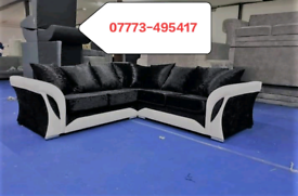 ☑️ Shannon Corner Or 3+2 seater Sofa