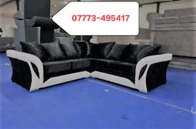 ☑️☑️ Shannon Corner Or 3+2 seater Sofa ☑️☑️