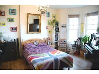 ***GREAT SIZE FOUR DOUBLE BEDROOM 2 BATHROOM 2 RECEPTION MAISONETTE*** ***WITH PRIVATE GARDEN***