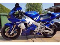 Yamaha R1 2002