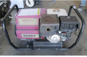 Honda/Scout....gas engine  thermal arc welder