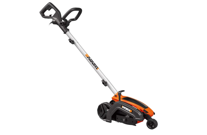 """WORX WG896 12 Amp 7.5"""" Electric Lawn Edger & Trencher 7.5i O"""