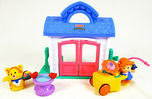 Maison des animaux Little People Fisher-Price