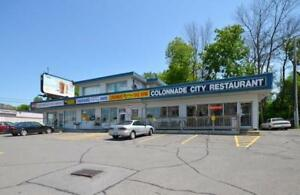 Approx 3500 SQFT a busy well maintained Plaza