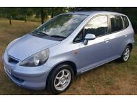 2004 Honda Jazz 1.4i-DSI SE, Hatchback, Blue