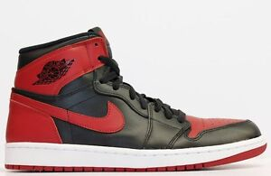 LOOKING FOR BRED/BANNED 1s SIZE 8