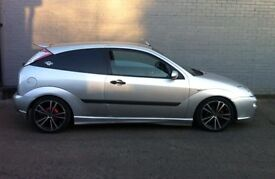 MODIFIED FORD FOCUS 1.4