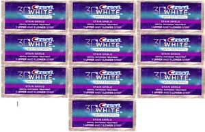 Crest-3D-Whitestrips-Stain-Shield-20-strips-10-pouches-Whitening
