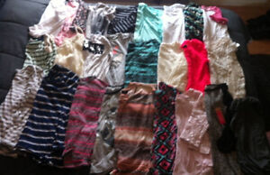 HUGE LOT OF GIRLS CLOTHES 12-14