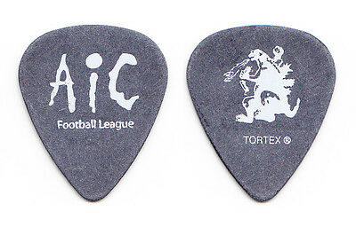 Alice in Chains Football League Godzilla Gray Guitar Pick - 2008 Tour