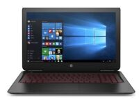 HP Omen i5 15.6 Inch 8GB 1TB GTX950M Gaming Laptop. Mint condition comes with case & charger.