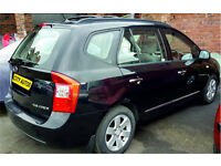 HYUNDAI MATRIX 1.5 DIESEL MPV 2009 REG 75,000 MILES MANUAL BLACK
