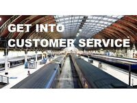 Customer Service/Hospitality Roles & FREE training with Great Western Railway for 18-25yr olds