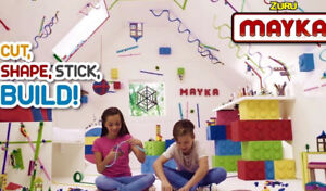 Mayka Zuru - Toy Building Block Tape         FLASH SALE!!!!!!!!
