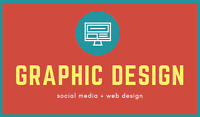 Graphic Design Service and Social Media Marketing