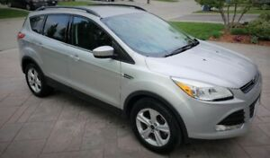 2014 Ford Escape SE 4WD Ecoboost Engine 2.0L GTDI 56,000km