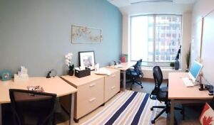 Professional Modern offices Available at Bankers Hall!
