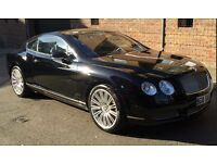 Bentley continental GT 2006