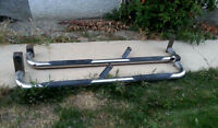 nerf bars for lifted chevy truck 88-98