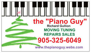 """Pianos make a great family Christmas gift-------the """"Piano Guy"""""""
