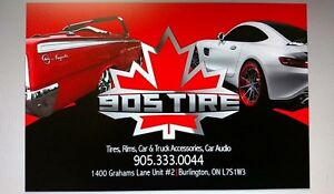 TIRE SERVICE, CHANGE OVER, ROTATIONS