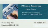 BMConner Bookkeeping Services