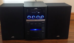 JVC Micro Component Music System