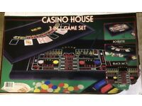 Adult Casino 3 in 1 games set