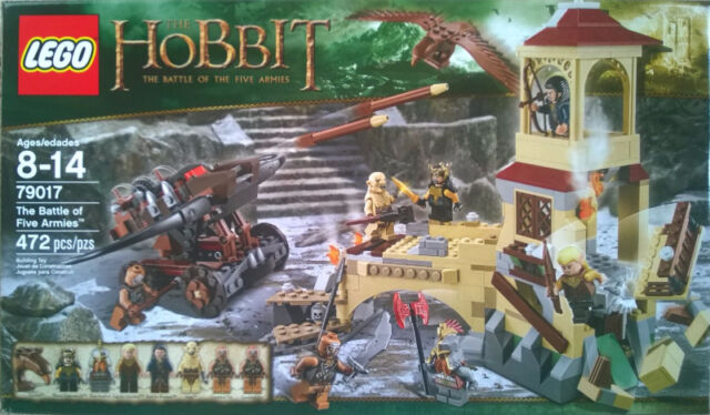 Brand New Sealed Lego Hobbit The Battle of the Five Armies 79017