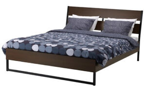 TRYSIL Bed Frame – Queen size