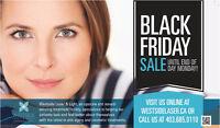 Black Friday Sale Laser Vein Treatment