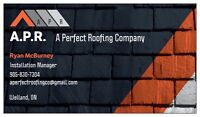 A Perfect Roofing Co.
