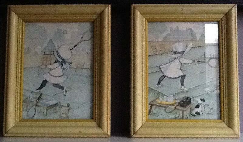 Vintage Turner Wall Accessory Prints | Arts & Collectibles | City of ...