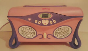 ***DISNEY PRINCESS CD PLAYER JUKEBOX JEWELRY BOX!!!***