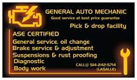 GENERAL AUTO MECHANIC CHEAP PRICE & GOOD SERVICE