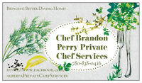 Personal Home Chef Services by Chef and Author