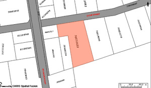 Lot 13-1 Lucas Street located in McLaughlin Estates
